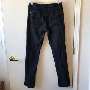 DKNY Jeans - DKNY Skinny Jeans Size 10 Gently Used Faded Black